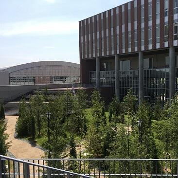 姫路大学キャンパス