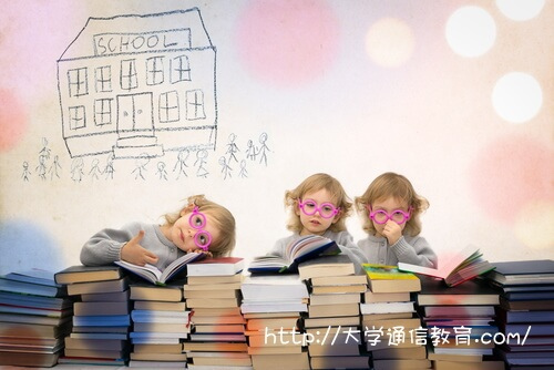 将来の夢は図書館で働くこと!三つ子