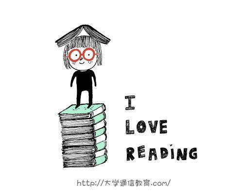 本大好き・読書が趣味