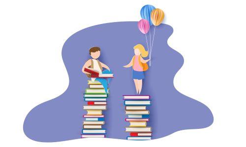 働きながら図書館司書の資格を取るには?挫折知らずの通信制大学活用法