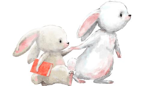 子供に本の読み聞かせをする母親